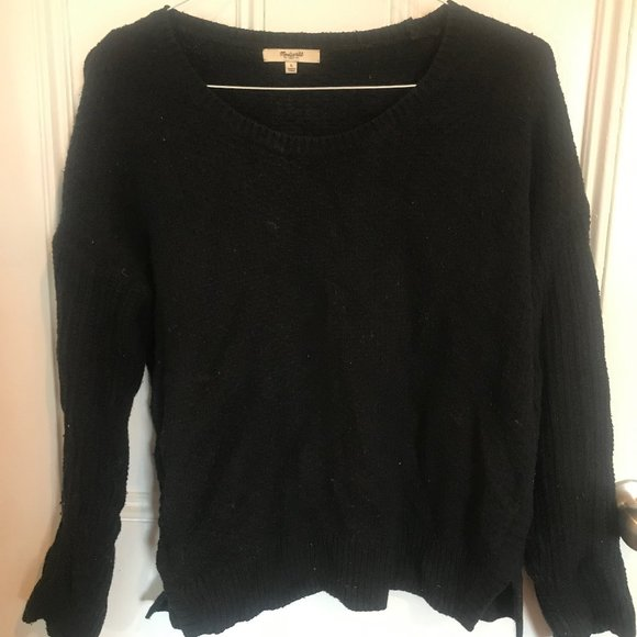 Madewell sweater dark blue